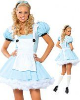 Alice In Wonderland Fairy Tale Costume