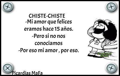 Mundo de Postales: CHISTE-CHISTE...