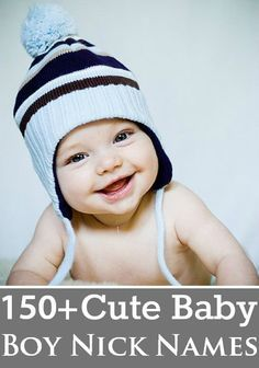 170 Trending Nicknames For Your Baby Boy:  A lot happens during the stages of planning a name. While you may or may not be absolutely ready with a name by the time of birth, it is more likely that you will opt for a nick name in the meantime.Decided to give a cute nickname to your baby boy, then you will be delighted to know that there are plenty of options that you can choose from.