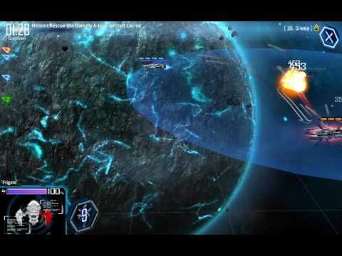 This is a fun yet challenging RTS game. In order to survive in the enormous galaxy, players have to build up their own fleet and equip every warship. Also, p...