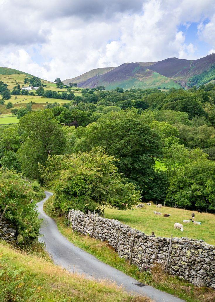 Newlands Lake District Lake District England Lake District Landscape Photography