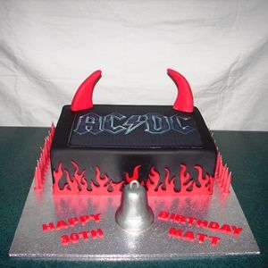 15 Best Images About ACDC Torte On Pinterest Chocolate