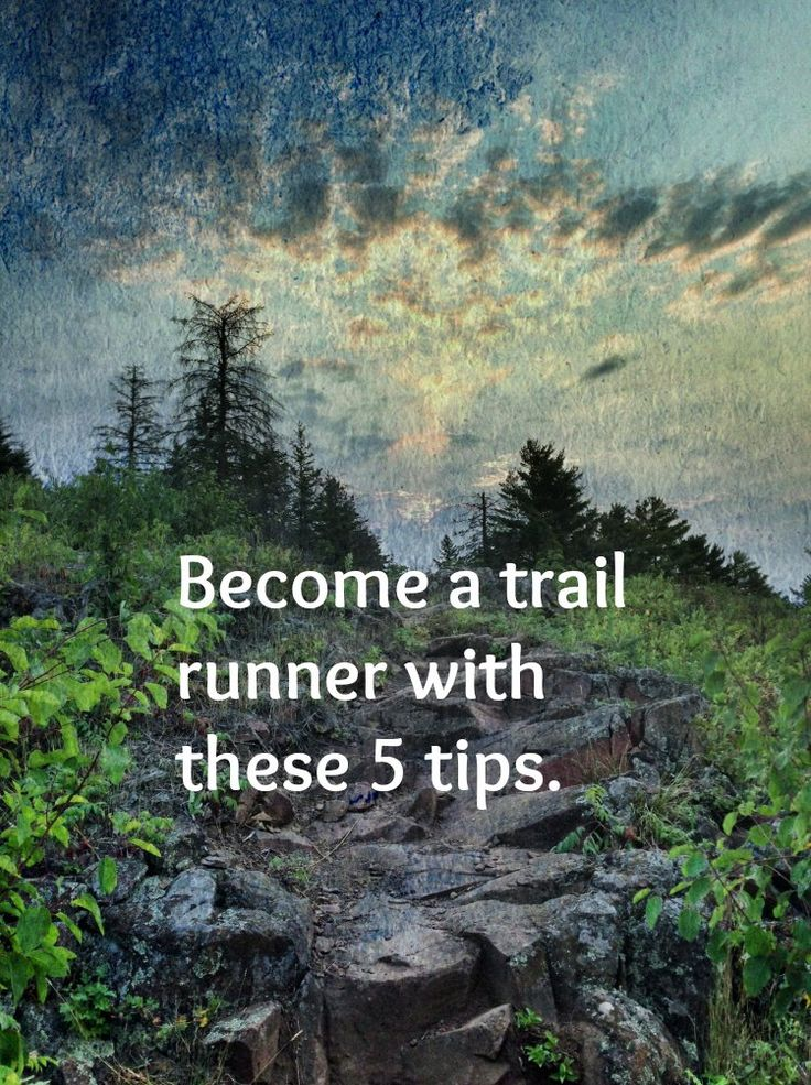 Here are a few simple tips for becoming a trail runner. http://minneapolisrunning.com/trail-running-101/