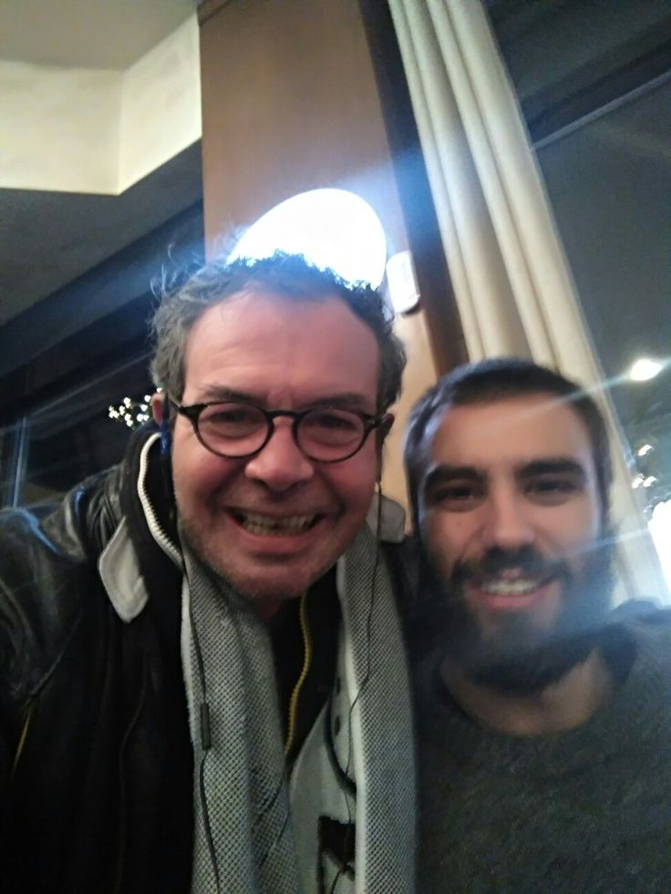 Giovanni Morini ed io