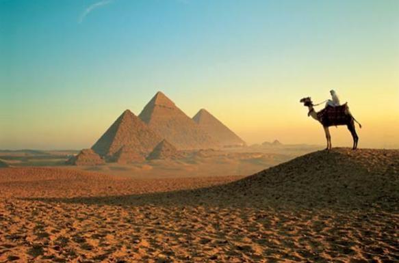 I want to...walk like an egyptian!