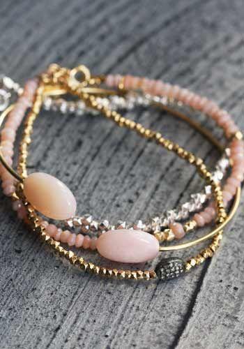 Bracelets de la marque 5 octobre