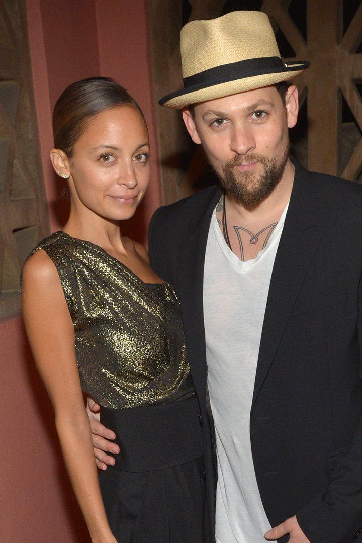 Pin for Later: Proof That Nicole Richie and Joel Madden Have the Cutest Family