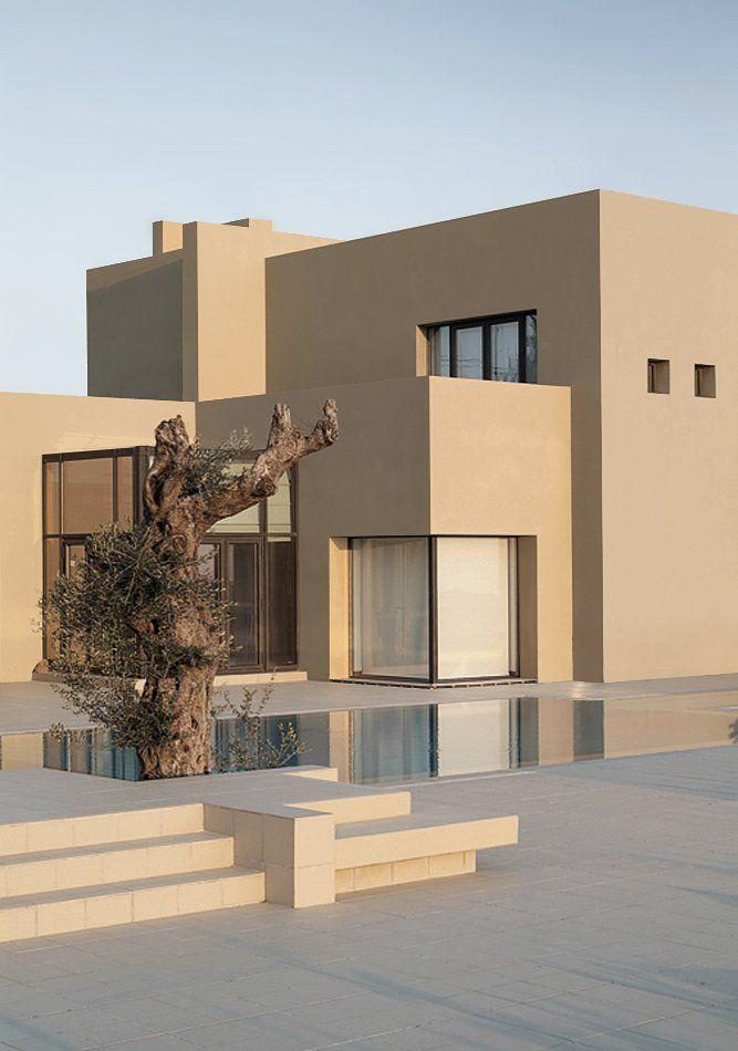 Symbiosis Designs Abu Samra House In Amman Jordan