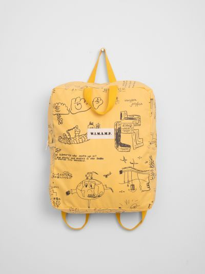 Bobo Choses capsule collection wimamp AW17 Dear World