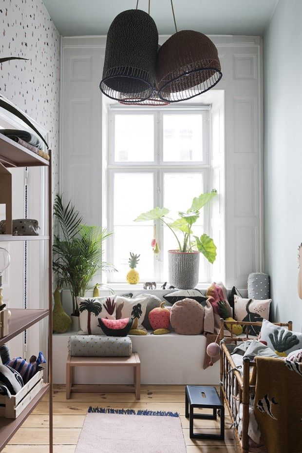 THE FERM LIVING HOME IN COPENHAGEN | THE STYLE FILES