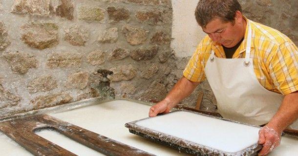 Visite du Moulin à papier Richard De Bas - Puy-de-Dome (63) - Comptoir des Entreprises