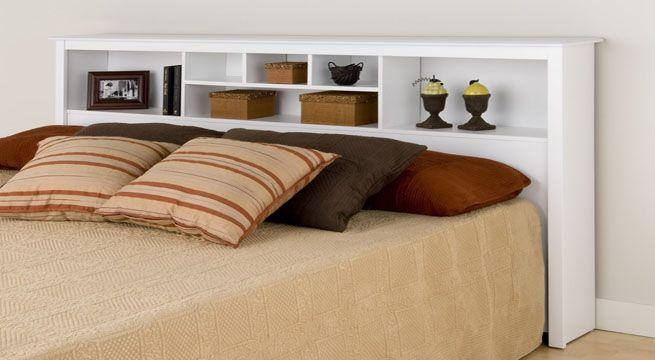 Cabeceros de cama con espacio de almacenaje