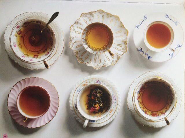 Tea addict // Caleb @wastelandsaga