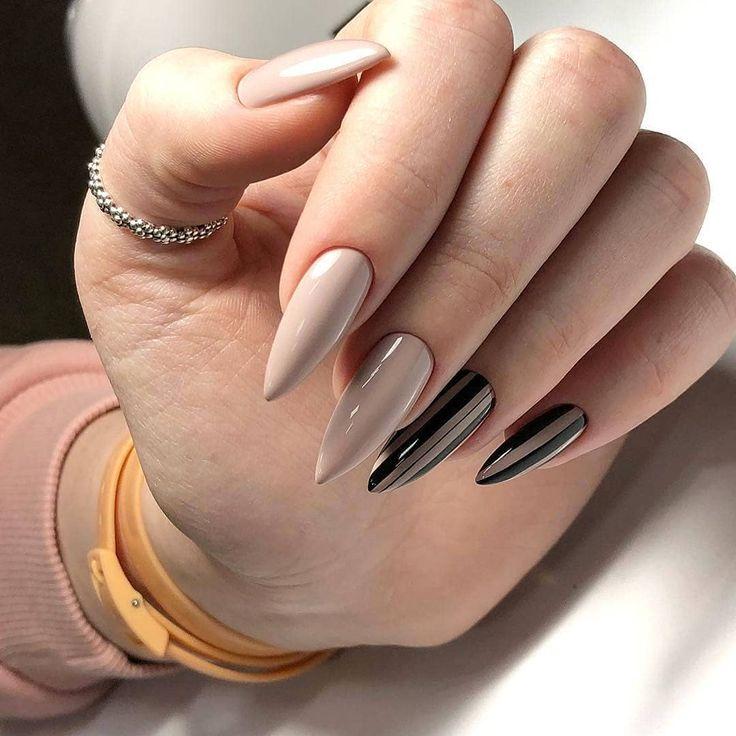 Pin di Laura Nelissen su Nails nel 2020 | Unghie semplici ...