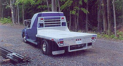 T & G Mfg & Sales - Custom Aluminum Truck Beds