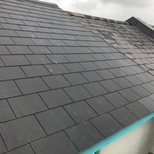 After Roof Restoration 58 Dominick Street Galway