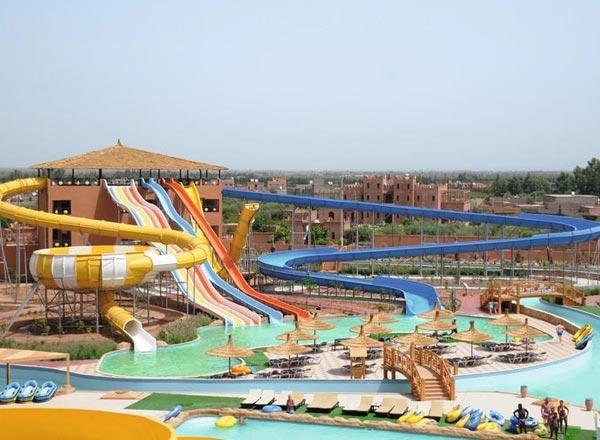 Aqua Fun Club, Marrakech