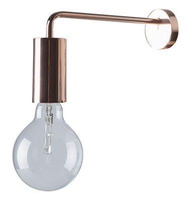 Applique Cool Cuivre - Frandsen - Décoration et mobilier design avec Made in Design