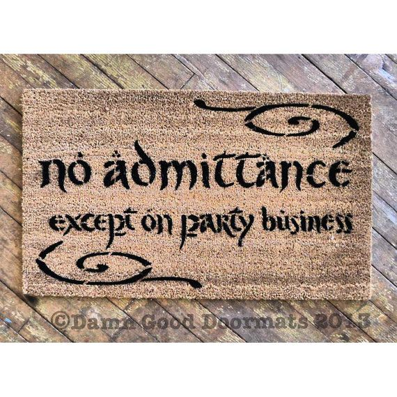 118 Best Door Mats Images On Pinterest | Door Mats, Front Doors And For The  Home