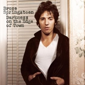 Bruce: Album Covers, Favorite Music, Springsteen Dark, Bruce Springsteen, The Edge, Leather Jackets, Favorite Bruce, Favorite Album