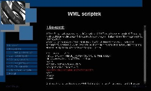 (old) WML Script learning