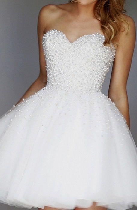 6 month white dress junior