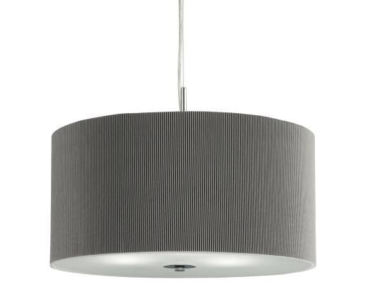 SEARCHLIGHT 2356-60SI | Pendant Light Fitting | DRUM