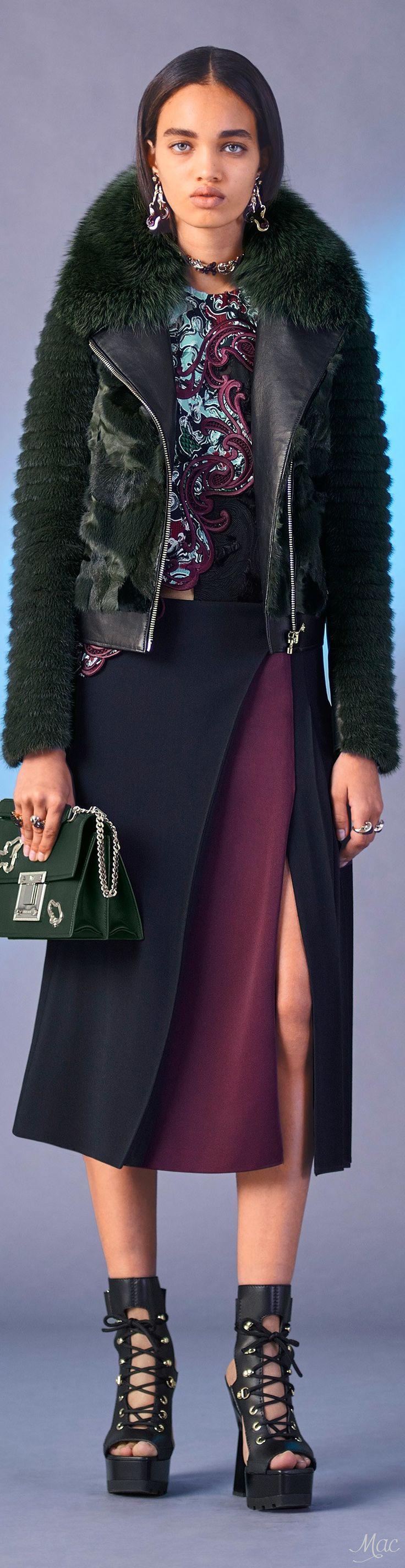Pre-Fall 2017 Versace