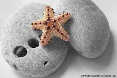 Gyöngypart: Karácsonyi csillag