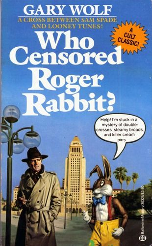 Who Censored Roger Rabbit - Nothing like the movie, but still a really interesting read.