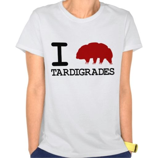 =>>Save on          	I Love Tardigrades T-shirt           	I Love Tardigrades T-shirt lowest price for you. In addition you can compare price with another store and read helpful reviews. BuyShopping          	I Love Tardigrades T-shirt today easy to Shops & Purchase Online - transferred direct...Cleck Hot Deals >>> http://www.zazzle.com/i_love_tardigrades_t_shirt-235039772231460878?rf=238627982471231924&zbar=1&tc=terrest