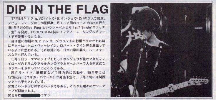 """オガ利休の代理人 オガーヨシカズさんのツイート: """"DIP IN THE FLAG https://t.co/PhahI13IyM"""""""