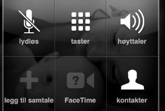 Bruk FaceNow-appen for rask tilgang til kontakter på din #iPhone som også bruker #Facetime