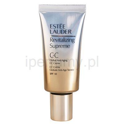 Estée Lauder Revitalizing Supreme krem CC o działaniu odmładzającym SPF 10 | iperfumy.pl