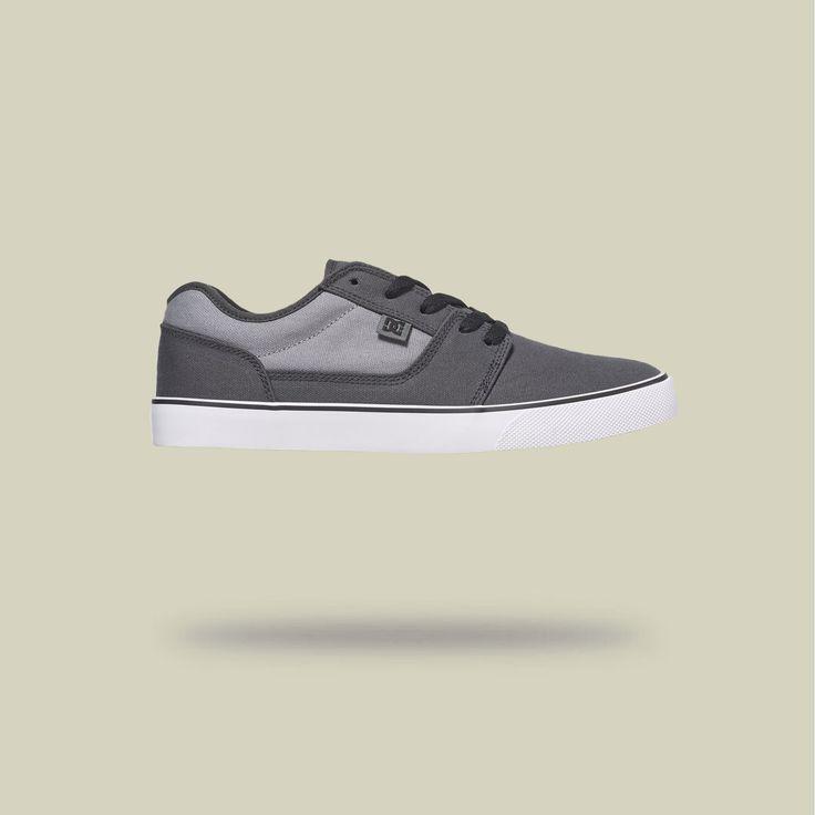 DC Shoes, DC Skate Shoes, DC Tonik Charcoal /Cool Grey