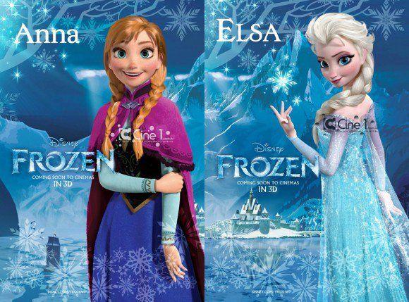 les premires images du prochain disney frozen la reine des neiges