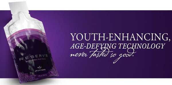 Reserve Formulated to provide you with all the protection you need, this delicious and nutritious gel will infuse your body with youthful vitality and a feeling of overall good health. RESERVE'S™ superstar ingredient, resveratrol, is accompanied by a supporting cast of other powerful antioxidants like açai, pomegranate, blueberry, dark sweet cherry, aloe vera, grapeseed, and green tea. This incredible supplement will jump-start your day. BENEFITS • Antioxidants resist oxidative stress and…