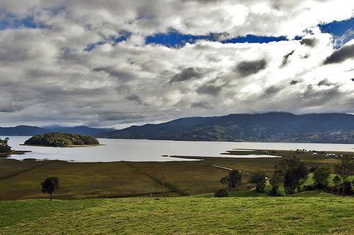 Laguna de Cocha, Nariño
