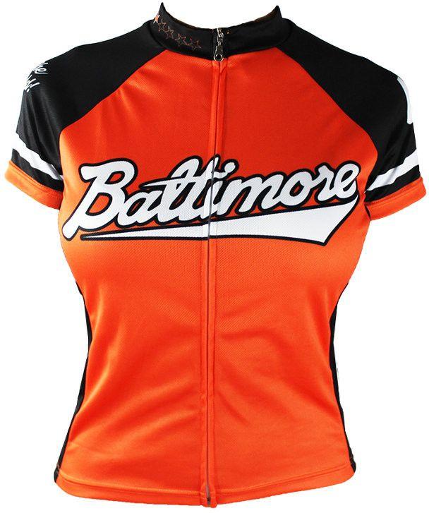 """Orange & Black """"Baltimore Baseball"""""""