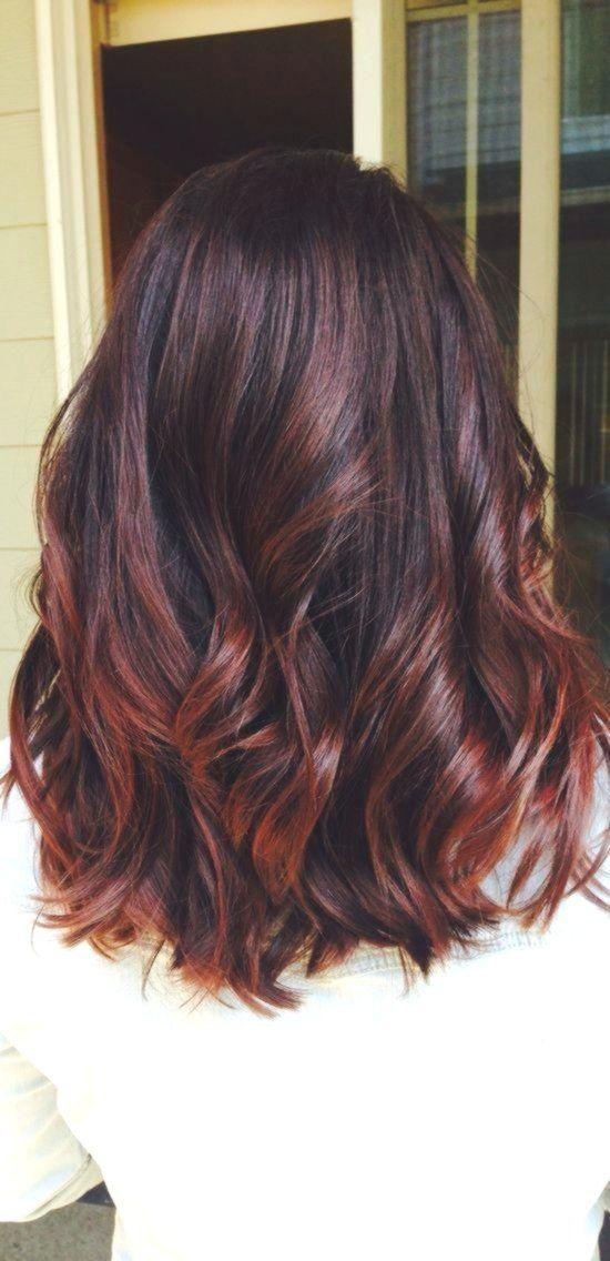 #Black Hair layers #Frisuren #geschichtete #Hair #hübsche #Med