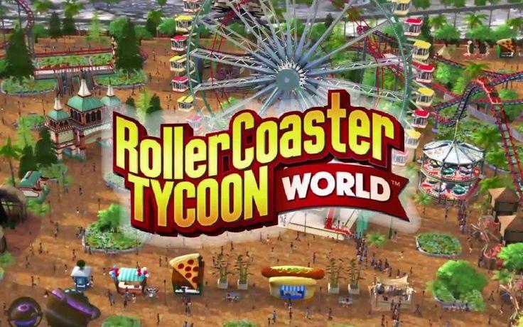 #RollerCoasterTycoonWorld #RollerCoaster Para más información sobre #Videojuegos, Suscríbete a nuestra página web: http://legiondejugadores.com/ y síguenos en Twitter https://twitter.com/LegionJugadores
