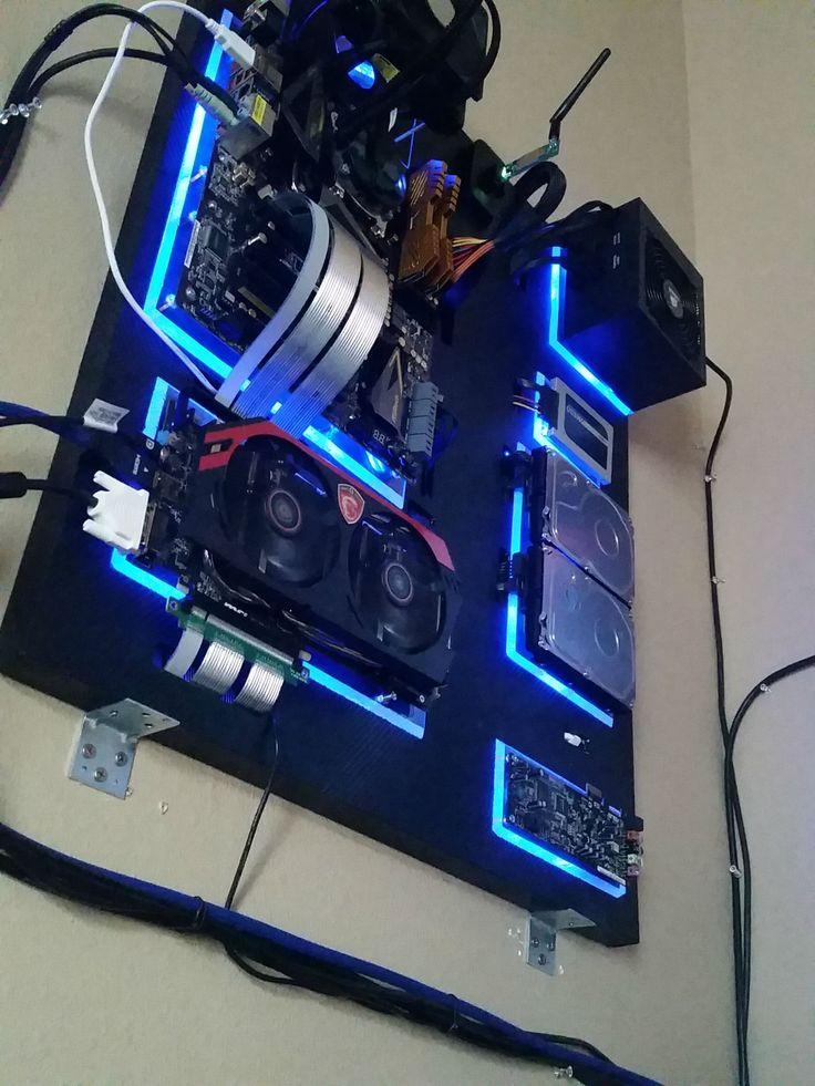 308 best Gaming computer images on Pinterest | Computer setup ...