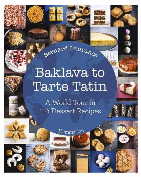 Bernard Laurance's passion for food has sent him around the globe in pursuit of authentic dessert recipes from the world's great culinary traditions. Sample a Portuguese pastéis de nata, indulge in a creamy slice of New York cheesecake, taste a Japanese mochi, or try an Italian hazelnut-almond-chocolate baci di dama. Hardcover 288 pages Published by Flammarion Measures 7.8in x 1in x 9.8in