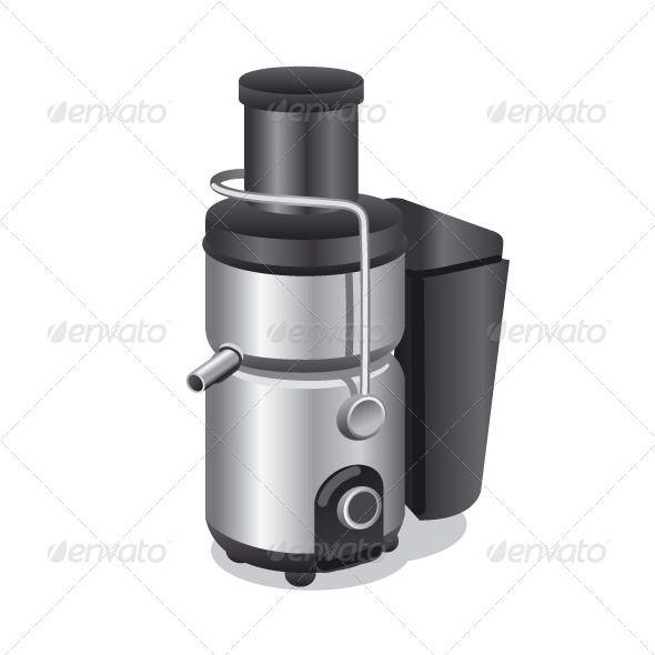 Modern Juicer