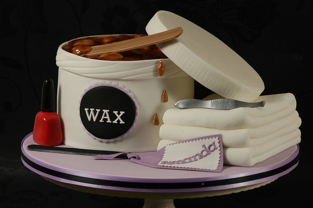 Beauty Treatments Cake by Kingfisher Cakes, via Flickr