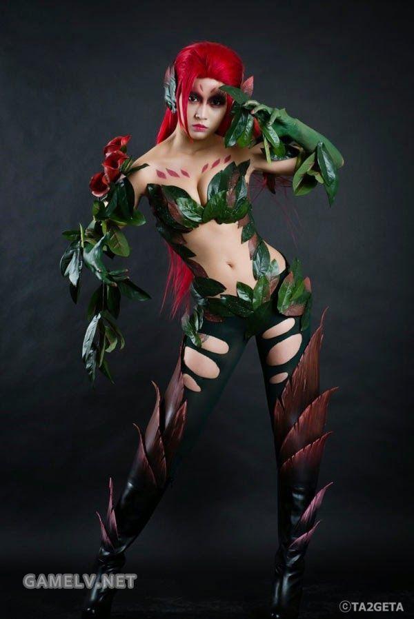cosplay+Zyra+LMHT+5.jpg (600×898) | Zyra Cosplay (League ...