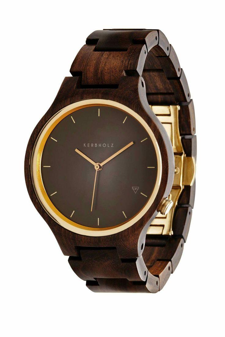Kerbholz Uhren Wunschobjekt Watch - addicted