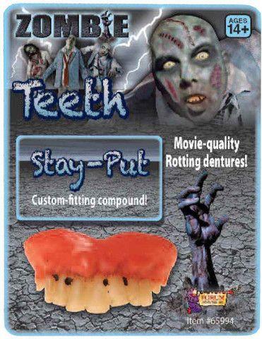 Rotted Teeth Adult