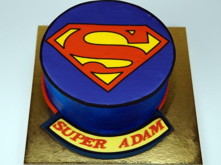 Superman Birthday Cake London http://www.pinkcakeland.co.uk