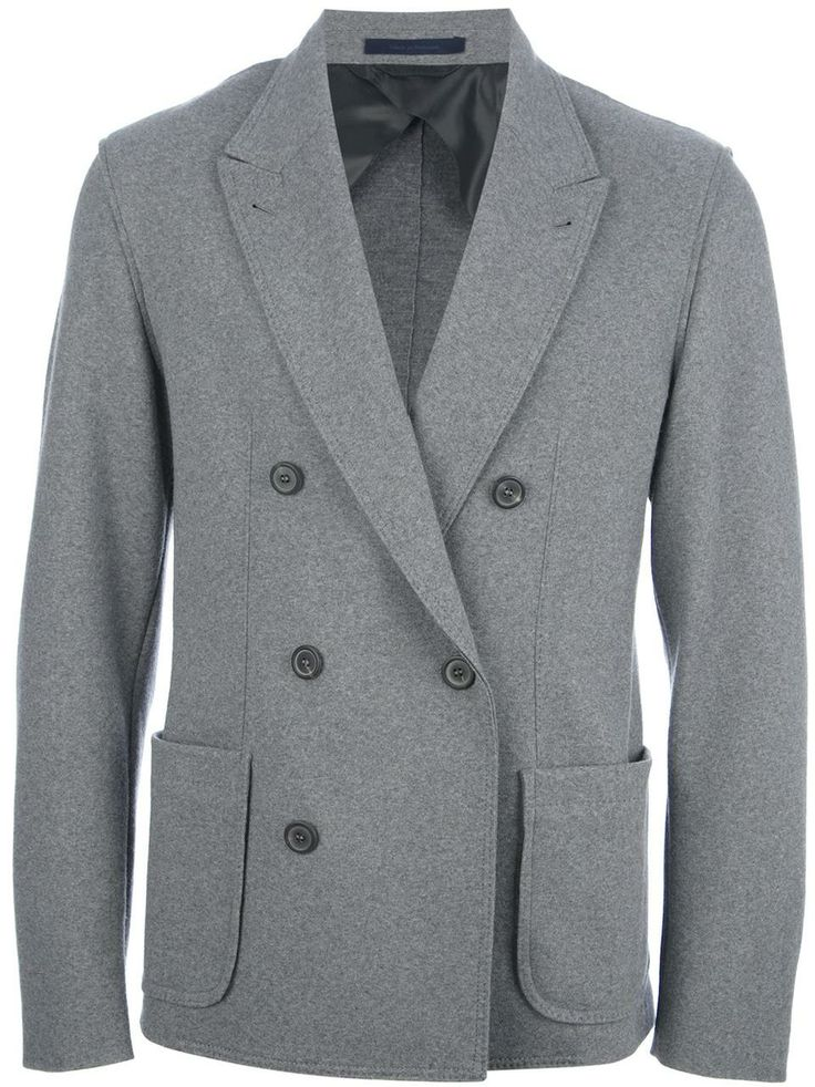 Love the Lanvin double breasted blazer on Wantering | mens double breasted blazer |